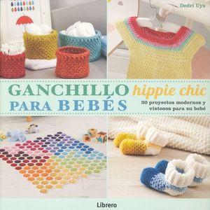 GANCHILLO HIPPIE CHIC PARA BEBES