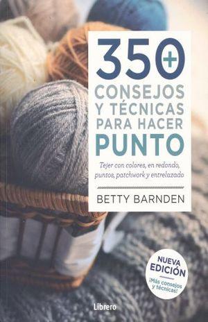 350 CONSEJOS Y TECNICAS PARA HACER PUNTO
