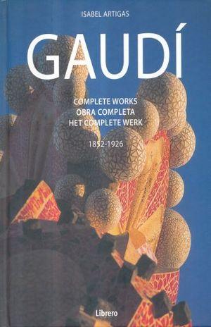 GAUDI / OBRA COMPLETA  1852 - 1926 / PD.