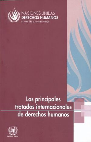 PRINCIPALES TRATADOS INTERNACIONALES DE DERECHOS HUMANOS, LOS