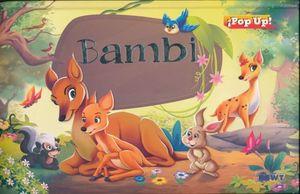 BAMBI. LIBRO POP UP / PD.