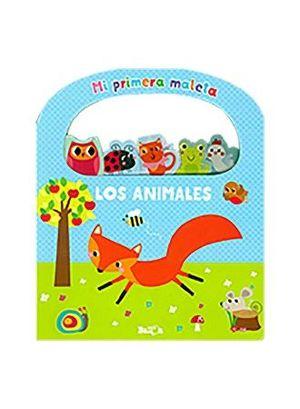 MI PRIMERA MALETA. LOS ANIMALES / PD.