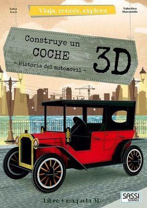 CONSTRUYE UN COCHE 3D. HISTORIA DEL AUTOMOVIL