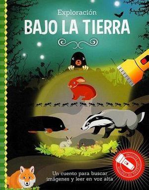 EXPLORACION BAJO LA TIERRA / PD.