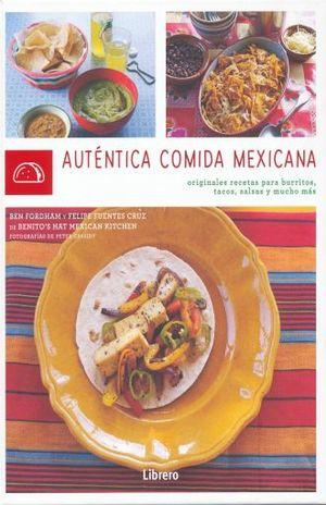 COCINA MEXICANA. ORIGINALES RECETAS PARA BURRITOS TACOS SALSAS Y MUCHO MAS / PD.