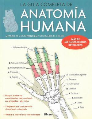 La guía completa de anatomía humana