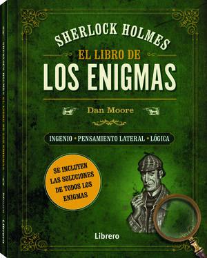 El libro de los enigmas. Sherlock Holmes / pd.
