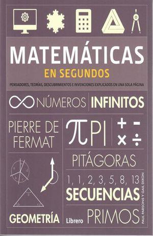 Matemáticas en segundos
