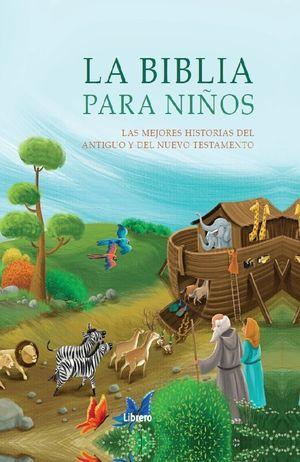 La Biblia para niños / pd.