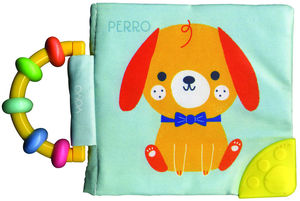RATTLE SOFT. PERRO