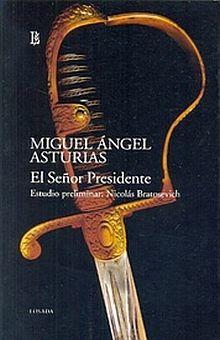 SEÑOR PRESIDENTE, EL