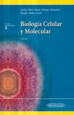 BIOLOGIA CELULAR Y MOLECULAR / 7 ED. / PD.