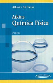 ATKINS QUIMICA FISICA / 8 ED.