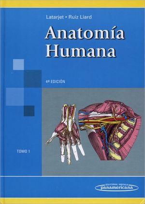 ANATOMIA HUMANA / VOL 1. / 4 ED. / PD.