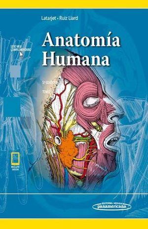 ANATOMIA HUMANA T1 / 5 ED. / PD. / (INCLUYE SITIO WEB Y EBOOK)