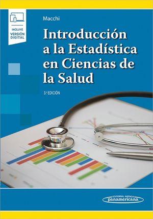 Introducción a la estadística en ciencias de la salud / 3 ed. (Incluye versión digital)