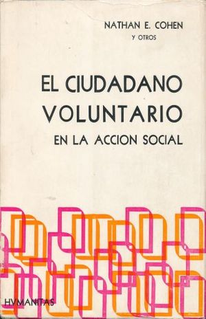 CIUDADANO VOLUNTARIO EN LA ACCION SOCIAL, EL