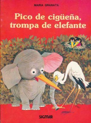 PICO DE CIGUEÑA TROMPA DE ELEFANTE