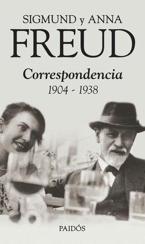 SIGMUND Y ANNA FREUD.CORRESPONDENCIA 1904 - 1938
