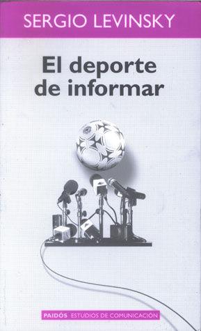 DEPORTE DE INFORMAR, EL