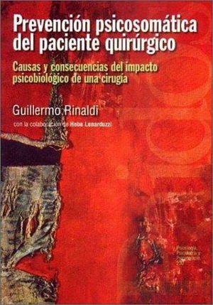 PREVENCION PSICOSOMATICA DEL PACIENTE QUIRURGICO