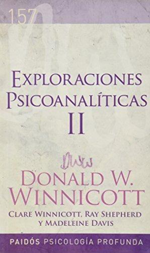 EXPLORACIONES PSICOANALITICAS 2