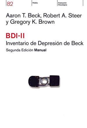 INVENTARIO DE DEPRESION DE BECK (BDI-II) / 2 ED.