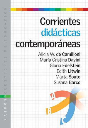 CORRIENTES DIDACTICAS CONTEMPORANEAS