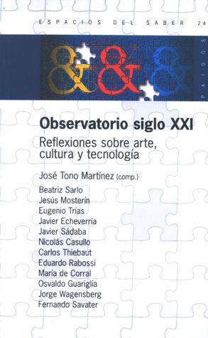 OBSERVATORIO SIGLO XXI