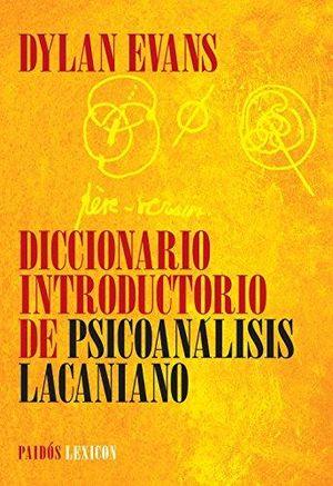 DICCIONARIO INTRODUCTORIO DE PSICOANALISIS LACANIANO