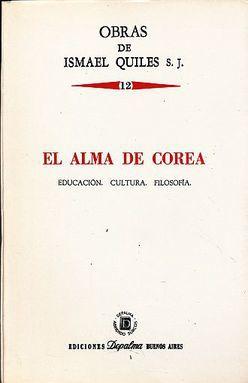 ALMA DE COREA, EL / TOMO. 12
