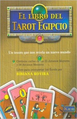 LIBRO DEL TAROT EGIPCIO, EL (INCLUYE CARTAS)