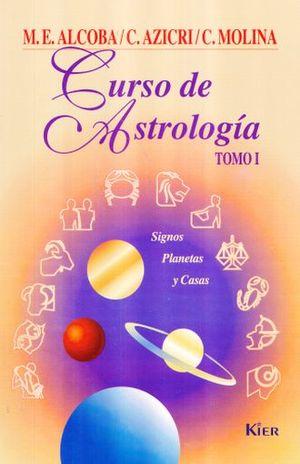 CURSO DE ASTROLOGIA / TOMO 1