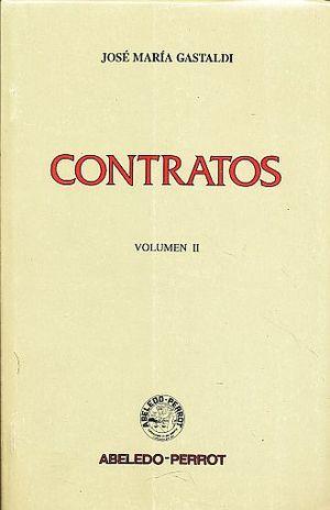 CONTRATOS / VOL. II. GUIA PARA LA REDACCION DE UN CONTRATO