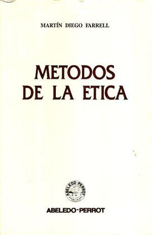 METODOS DE LA ETICA