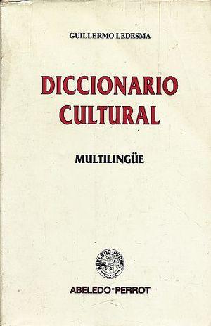 DICCIONARIO CULTURAL MULTILINGUE