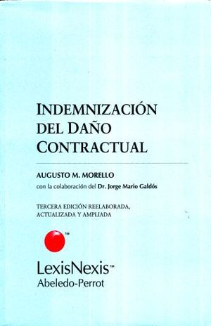 INDEMNIZACION DEL DAÑO CONTRACTUAL / 3 ED.