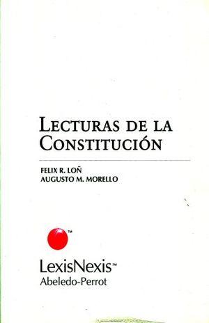 LECTURAS DE LA CONSTITUCION