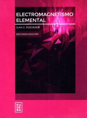 Electromagnetismo elemental / 2 Ed.