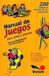 MANUAL DE JUEGOS PARA NIÑOS Y JOVENES