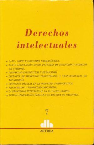 DERECHOS INTELECTUALES / VOL. 7