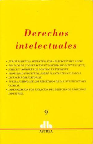 DERECHOS INTELECTUALES / VOL. 9