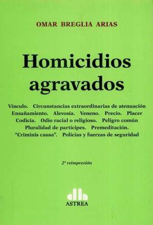 Homicidios agravados
