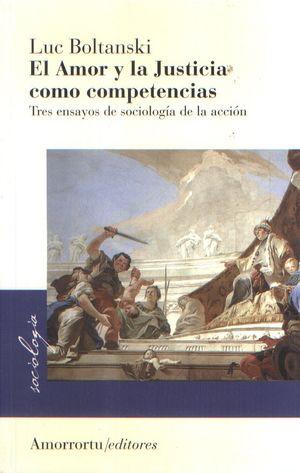 AMOR Y LA JUSTICIA COMO COMPETENCIAS, EL