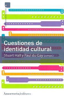 CUESTIONES DE IDENTIDAD CULTURAL / 2 ED.