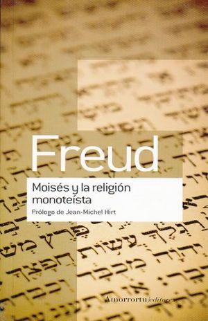 MOISES Y LA RELIGION MONOTEISTA