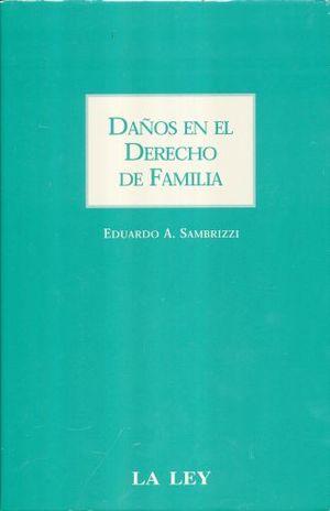 DAÑOS EN EL DERECHO DE FAMILIA / PD.