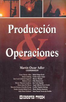 PRODUCCION & OPERACIONES