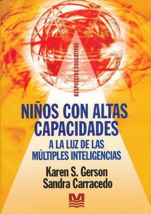 NIÑOS CON ALTAS CAPACIDADES A LA LUZ DE LAS MULTIPLES INTELIGENCIAS