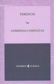 COMEDIAS COMPLETAS / TERENCIO